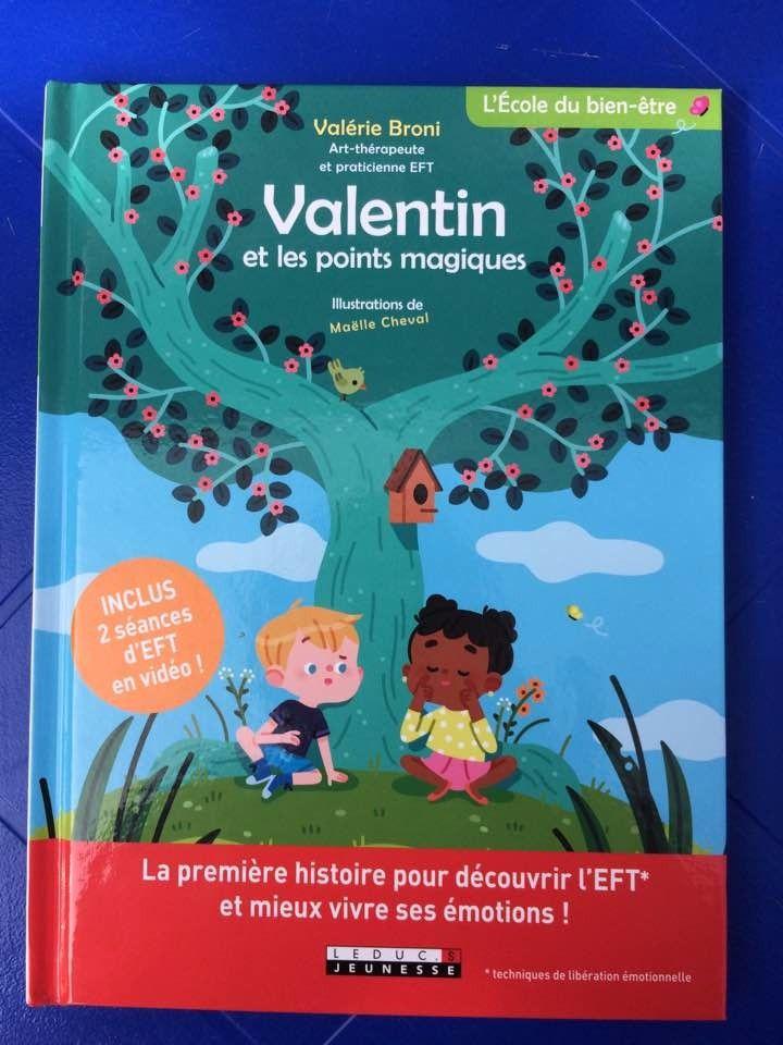 Un livre à acheter : écrit par une Vicinoise - pour que chaque enfant puisse profiter de ce livre pour vivre harmonieusement ses émotions.