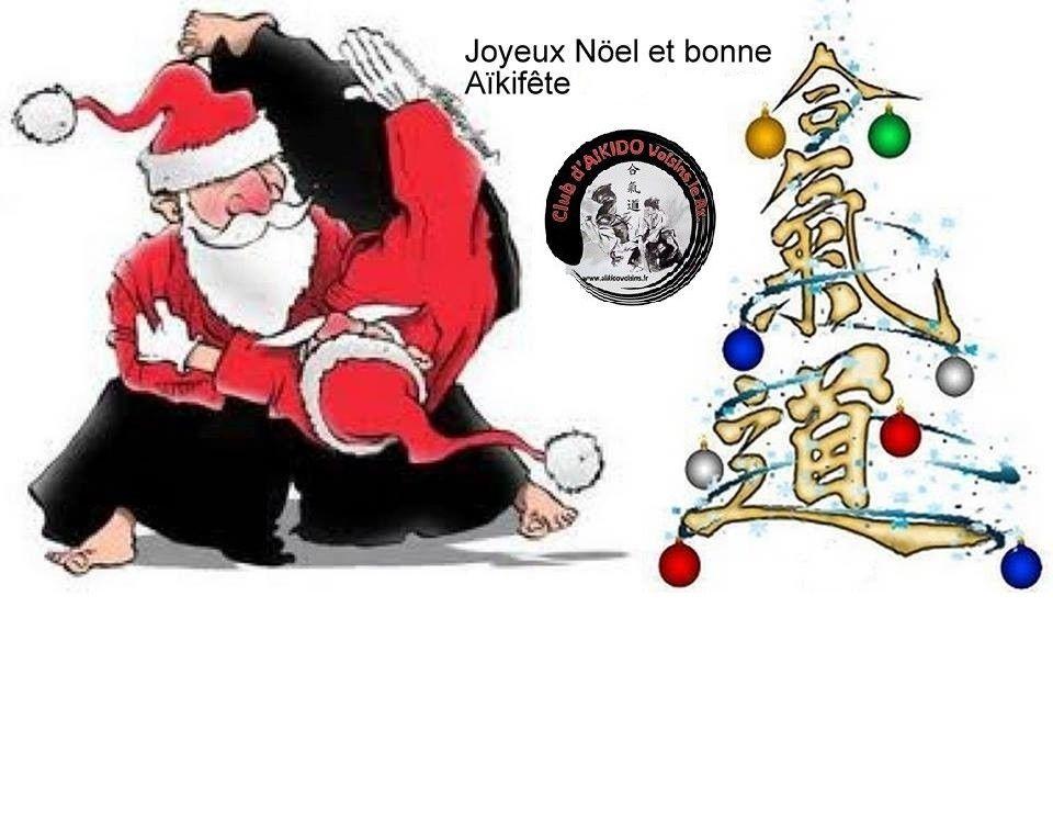 C'est la dernière semaine de cours - La reprise c'est pour le Lundi 7 janvier 2019 - pour bien commencer l'année, venez nous rencontrer et faire un petit essais  - Bonnes Fêtes de Fin d'Année à Tous<br />Facebook: Aïkido Club de Voisins le Bretonneux<br />notre site: http://www.aikidovoisins.fr/