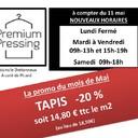 premium pressing
