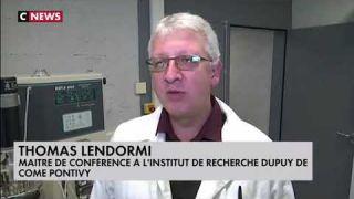 Osmobio, reportage de CNews à l'IUT de Lorient