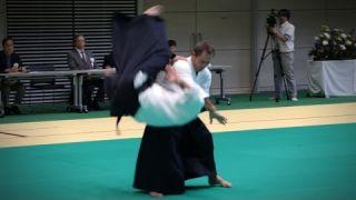 Christian Tissier - Aikido Demonstration - 12th IAF Congress (2016)